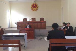Hoãn xử vụ Chi cục phó bị khởi tố vì KSV bị bệnh