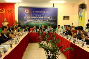 Đại hội VFF khóa VIII dự kiến diễn ra vào giữa tháng 4