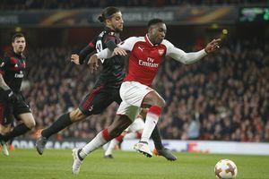 Kết quả Europa League: Arsenal thắng nhờ 'ăn vạ'