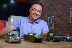 Công ty Trung Quốc tham vọng dẫn đầu chế tạo 'não' xe tự lái