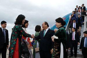 Thủ tướng đến Sydney dự Hội nghị cấp cao đặc biệt ASEAN-Australia