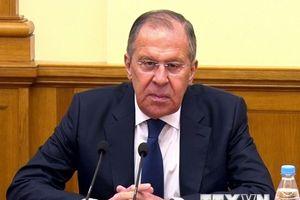 Ngoại trưởng Sergey Lavrov đánh giá tích cực quan hệ Nga-Việt Nam