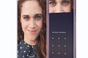 Galaxy S10 có camera TrueDepth và cảm biến vân tay nhúng vào màn hình