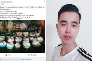 Quyết 'cưa đổ' gái, chàng trai Ninh Bình chấp nhận ngồi rửa núi bát