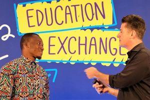 'Thầy giáo truyền cảm hứng' được vinh danh tại Diễn đàn Giáo dục toàn cầu
