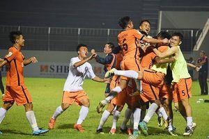 Sao U23 giúp Đà Nẵng đánh bại Quảng Nam trên sân nhà