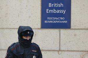 Nga trục xuất 23 nhà ngoại giao Anh
