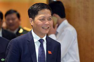 Bộ trưởng Trần Tuấn Anh tiếp Bộ trưởng Thương mại và Công nghiệp New South Wales