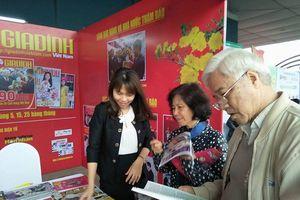 Hội báo toàn quốc 2018: Độc giả đánh giá cao các ấn phẩm báo Gia đình Việt Nam