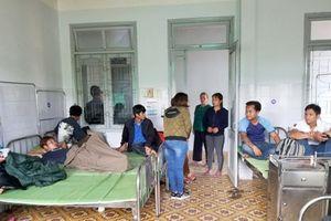 Báo cáo Bộ Y tế vụ 3 người tử vong, hàng chục người nhập viện nghi ngộ độc rượu