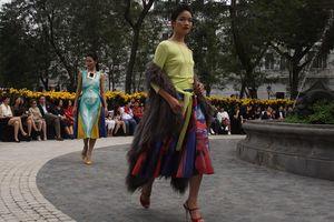 Độc đáo Tuần lễ thời trang Việt Nam – Italia 2018 tại Hà Nội