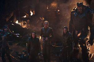 'Avengers: Infinity War': Nhóm tay sai The Black Order của Thanos đã lộ diện trong trailer mới