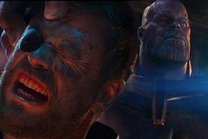 Thor và Thanos sẽ chiếm thời lượng nhiều nhất trong 'Avengers: Infinity War'