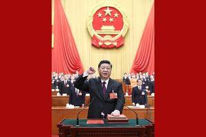 Ông Tập Cận Bình tái đắc cử Chủ tịch Nước Trung Quốc với tỷ lệ ủng hộ tuyệt đối