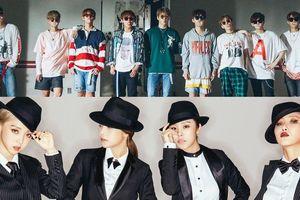 360 độ Kpop ngày 17/3: Mamamoo lại 'phá đảo', Wanna One ẵm cúp dù không quảng bá