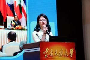 Thanh niên 6 nước Mê Kông - Lan Thương ra tuyên bố chung