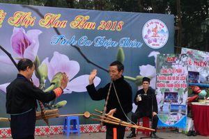 Lễ hội Hoa ban 2018: Bản tình ca Điện Biên