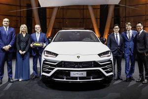 Lamborghini Urus ra mắt tại Đông Nam Á, giá 255.000 USD