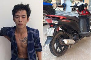 Gã trai vượt hàng trăm km đưa xe gian vào Sài Gòn tiêu thụ