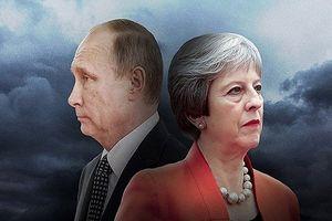 Nga đã thông qua các biện pháp đáp trả Anh