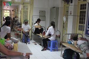 Lo sốt xuất huyết bùng phát mạnh, Hà Nội phát động phòng chống sớm