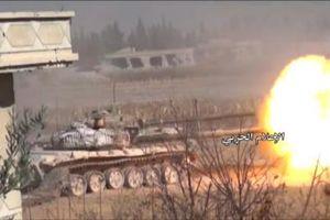 SAA chọc thủng trái tim Đông Ghouta, Mỹ giáng Tomahawk?
