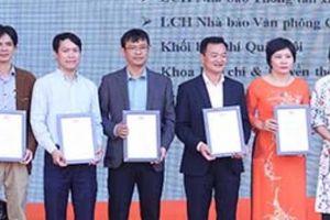 Báo NTNN xuất sắc đoạt giải A gian trưng bày ấn tượng tại Hội báo toàn quốc