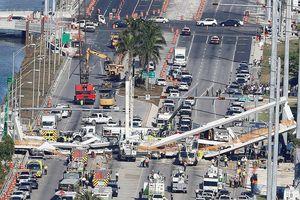Cầu bị nứt đã được biết trước khi sập ở Florida