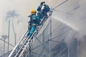 Philippines: Ít nhất 3 người chết trong vụ cháy khách sạn