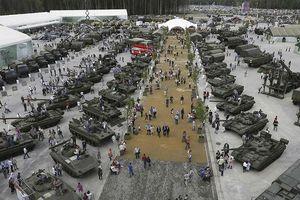 Trung Đông và châu Á thu mua vũ khí nhiều nhất thế giới trong 5 năm qua
