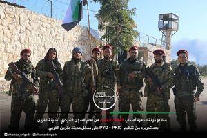 Pháo binh, không quân Thổ Nhĩ Kỳ tập kích Afrin, hàng chục người dân Kurd thiệt mạng