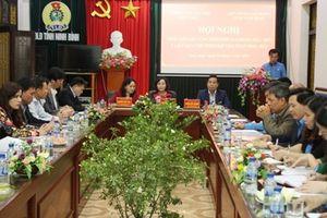LĐLĐ Ninh Bình: Ký quy chế phối hợp với CĐ Dầu khí Việt Nam