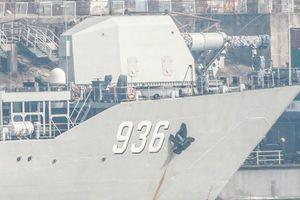 Trung Quốc lắp súng điện từ lên tàu chiến?