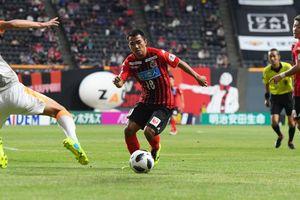 'Messi Thái' kiến tạo đẳng cấp, đánh đầu ghi bàn phút 90+4 ở J.League