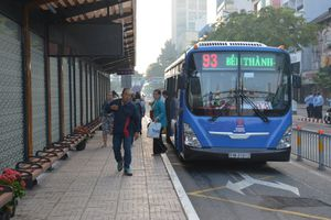 Khôi phục lộ trình 10 tuyến buýt sau khi thông hầm chui An Sương