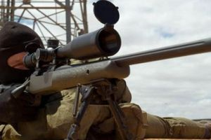 Lính bắn tỉa Anh bắn chết thủ lĩnh IS trong đêm ở cách xa 1,6 km