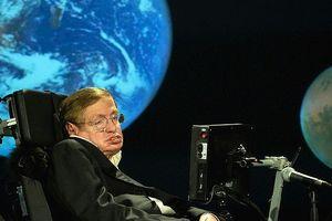 Nghiên cứu cuối cùng Stephen Hawking mở 'cánh cửa' đưa con người vào vũ trụ