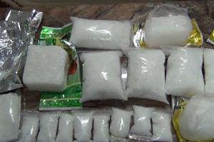 Đối tượng nữ điều hành đường dây buôn bán ma túy đá 'khủng'