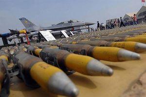 Châu Á là điểm nóng của thị trường vũ khí toàn cầu