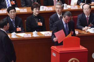 Ông Vương Nghị tái đắc cử Ngoại trưởng Trung Quốc
