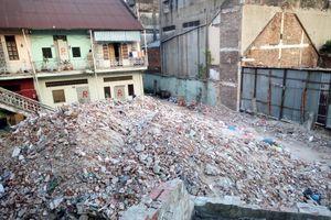 Dự án Charmington: Cơ quan chức năng bảo dừng, doanh nghiệp vẫn tháo dỡ nhà dân