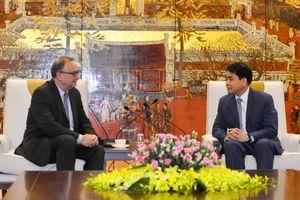 Tăng cường hợp tác giữa Hà Nội và Lima