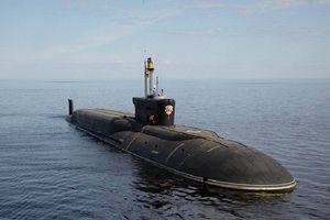 Nga tiếp nhận thêm 3 tàu ngầm hạt nhân đầy uy lực