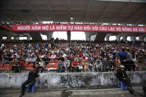 71.000 khán giả theo dõi vòng 2 V.League 2018