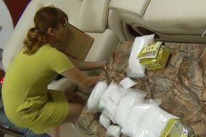 Bà 'trùm' mua bán gần chục kilogram ma túy ở Sài Gòn sa lưới