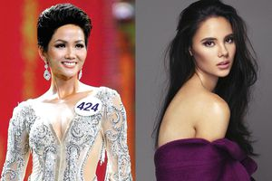Lộ diện đối thủ khó đánh bại của H'hen Niê tại 'Miss Universe 2018'
