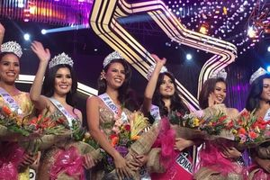 Mỹ nhân Top 5 Miss World 2016 đăng quang Hoa hậu Philippines 2018
