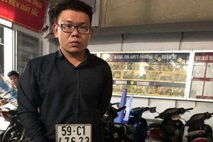 Nhận dư 1 thẻ giữ xe, quản lý trộm mô tô của khách
