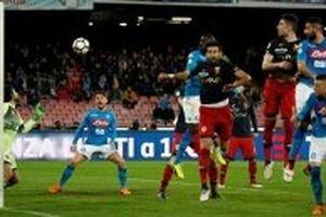 Vòng 29 Serie A: Napoli thu hẹp khoảng cách với Juventus