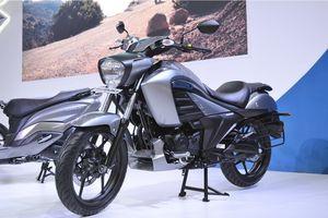 Suzuki Intruder 150 FI giá 1.600 USD tại Ấn Độ